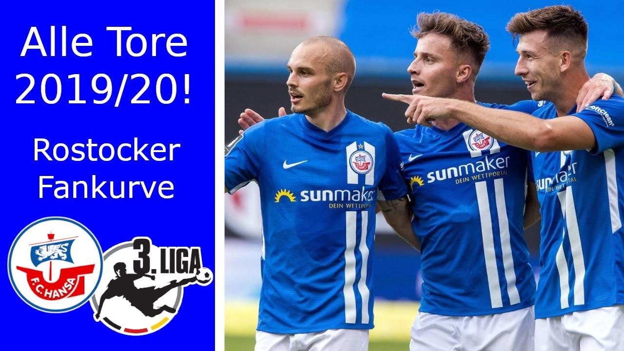 ALLE TORE der Saison 2019/20 | F.C. Hansa Rostock | Rostocker Fankurve