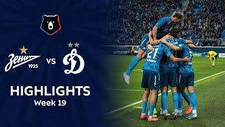 Highlights Zenit vs Dynamo (3-0)