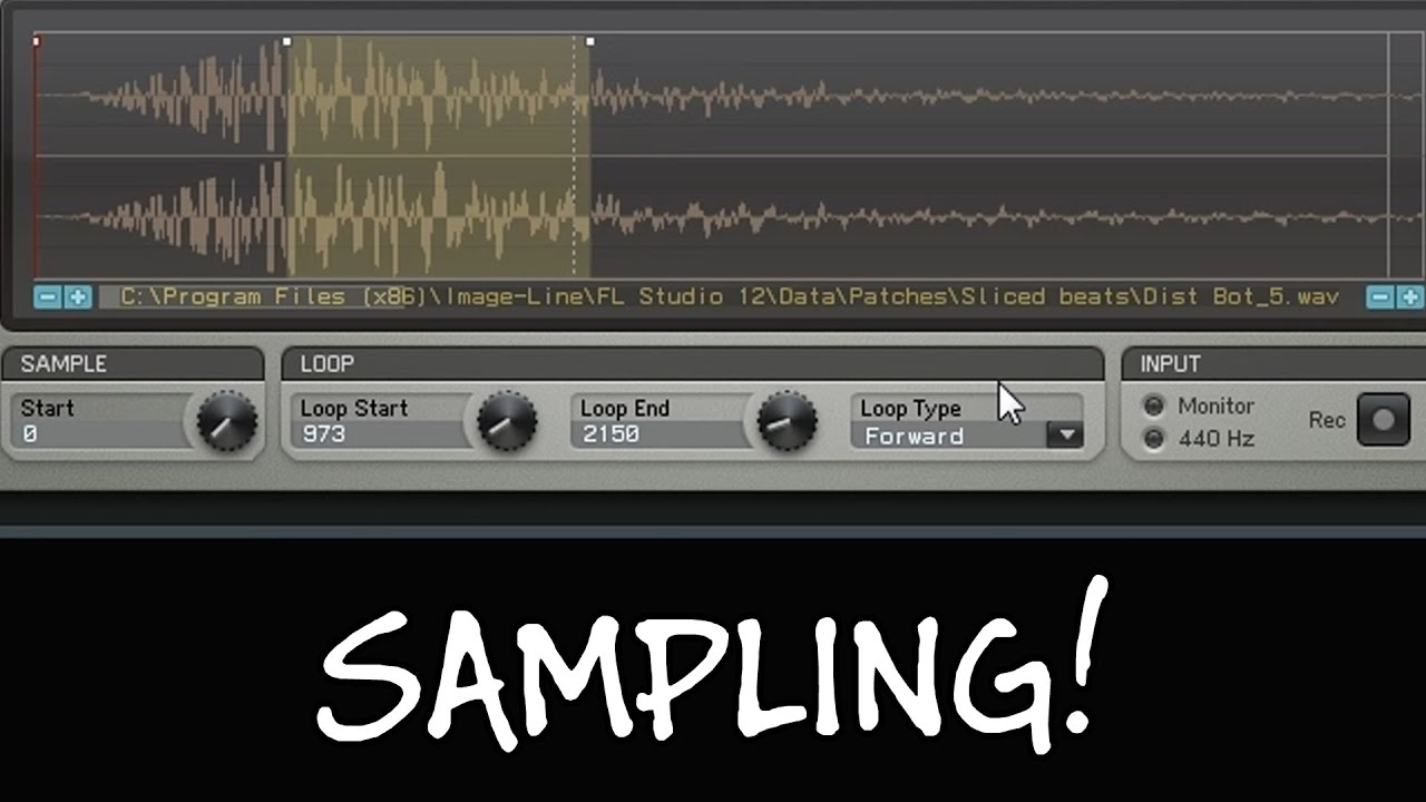 What Is Sampling And How To Change Up A Sample? (FL Studio 12 ...