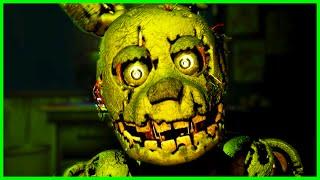 SPRINGTRAP RETURNS... -  The Shift at Fazbear's Frights - Five Nights at Freddy's 3 Free Roam 3D