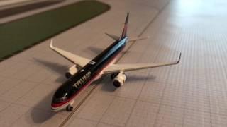 Gemini Jets Airport CLT