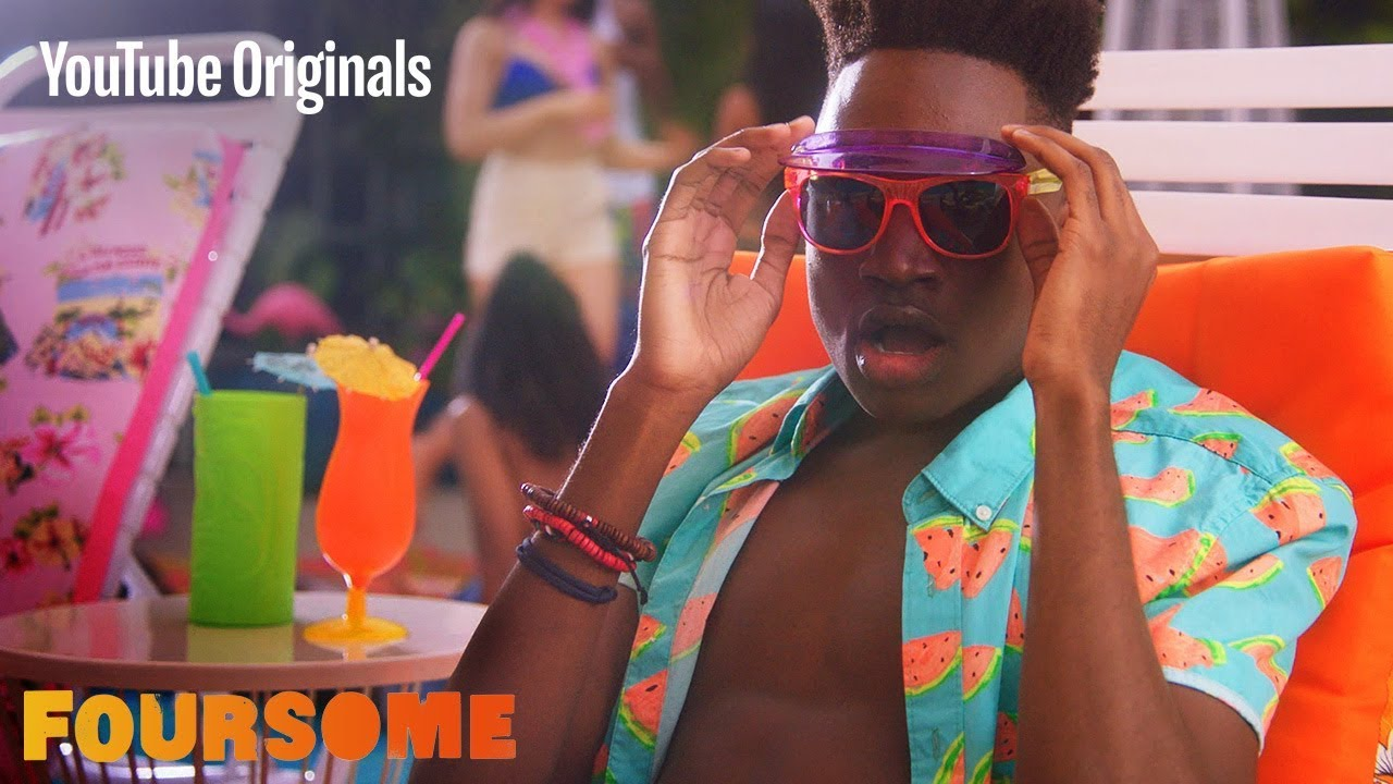 Download Is that a Beach Bonanza in your Pocket, or Are You Just Happy to See Me? - Foursome S3 (Ep 2)