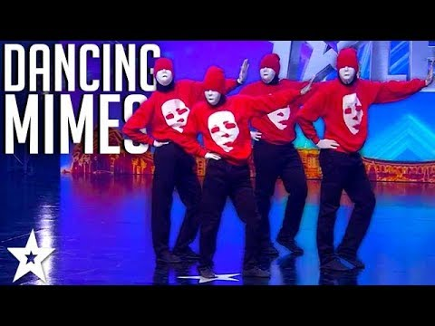 UNKNOWN DANCE CREW on SA's Got Talent 2017