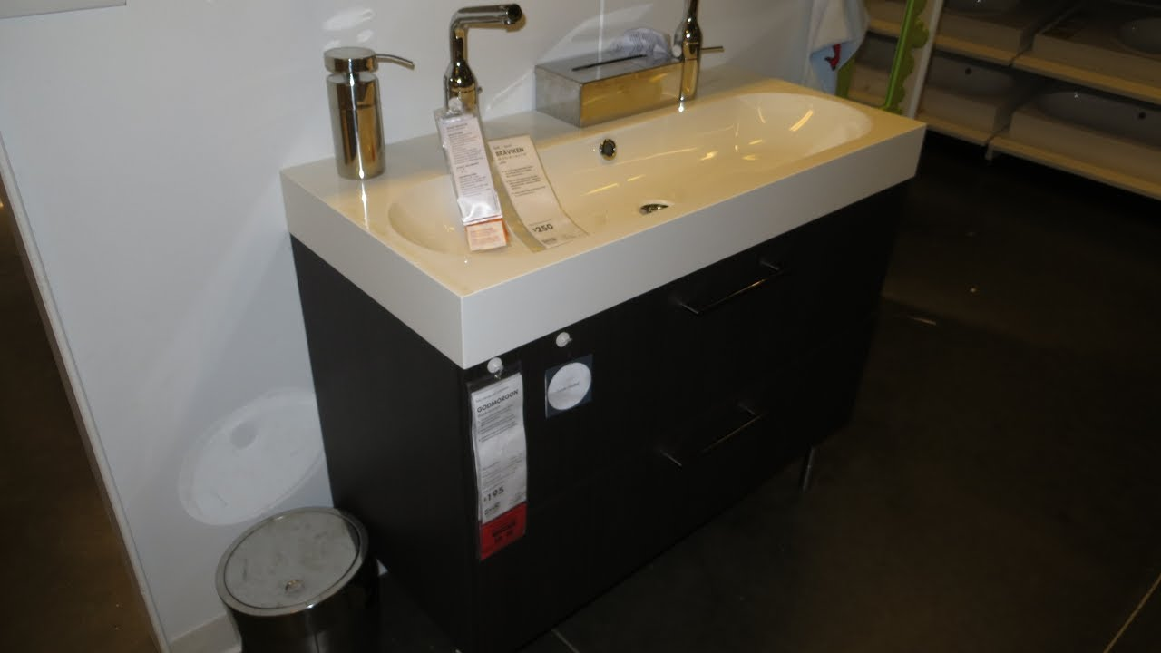 Bathroom Sink With Two Faucets You