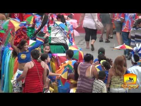 Carnaval 2012 João Alfredo-PE o povo pelas ruas... HD