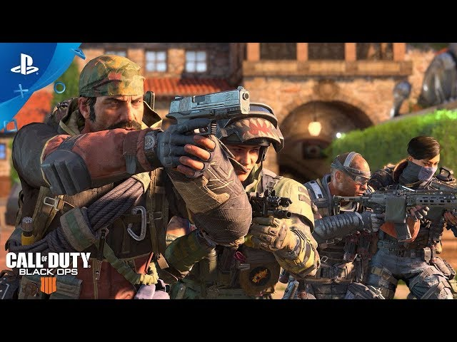 Call of Duty: Black Ops 4 - Multiplayer Beta Trailer | PS4