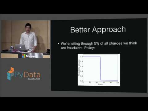 Michael Manapat: Counterfactual evaluation of machine learning models