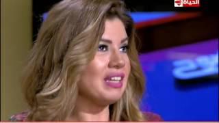 رانيا فريد شوقي: هددت والدي لكي يسمح لي بدخول الوسط الفني
