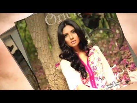 Orient Textile Mills SS16 Promo