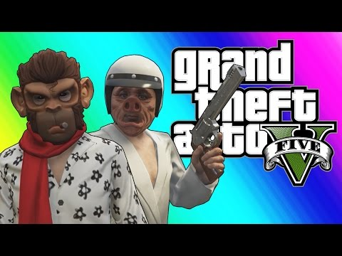 Thumbnail: GTA 5 Online Funny Moments - Yacht, Switch Blade, and New Apartments! (DLC)