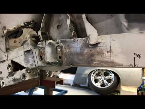 How to Repair rusty chassis