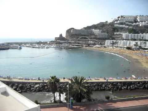 Puerto Rico -  tourism center in Gran Canaria
