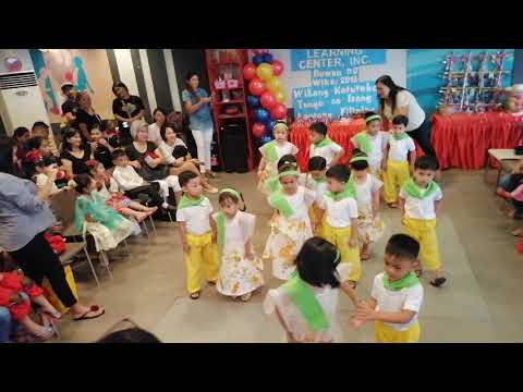 Cariñosa - Folk Dance | MJT Young Achievers Learning Center