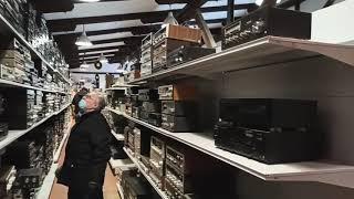 Снова в раю винтажной аудиотехники Магазин VintageTech обзор второй и не последний