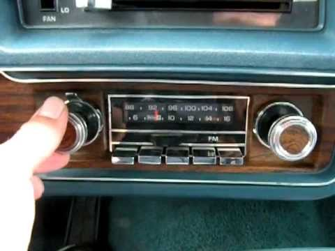 1976 Chevy Monte Carlo Stk#U1135 features and test drive 2