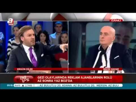 a Haber Kanalı Yaz Boz'programı 30 Kasım 2013