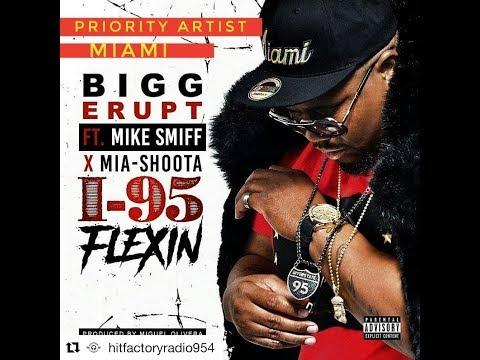 BiggErupt on Hit Factory Radio