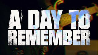 A Day To Remember -  Paranoia | Lyric Video