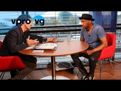 Marcus Miller - Interview 2(live @Bimhuis Amsterdam)