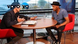 Marcus Miller - Bonus Interview (live @Bimhuis Amsterdam)