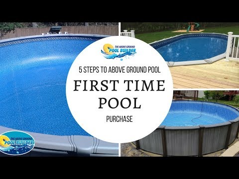💧👍5 steps to above ground pool purchase, Get a Free Backyard Visit, A visit to your yard is best!