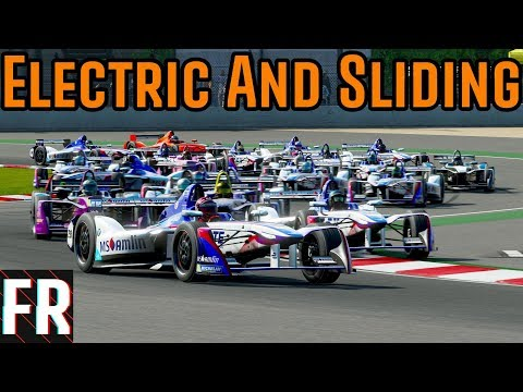 Forza Motorsport 7 - Electric And Sliding
