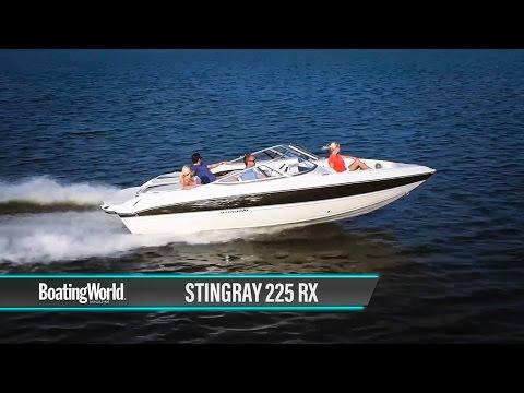 Stingray 225 RX – Boat Test