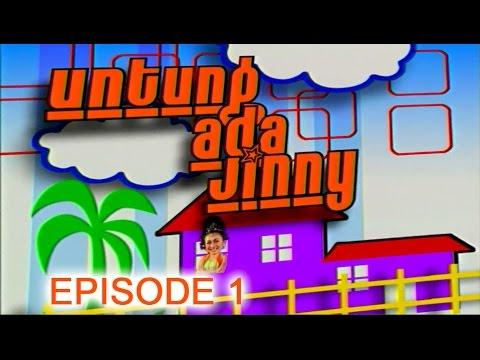 Untung Ada Jinny Episode 1
