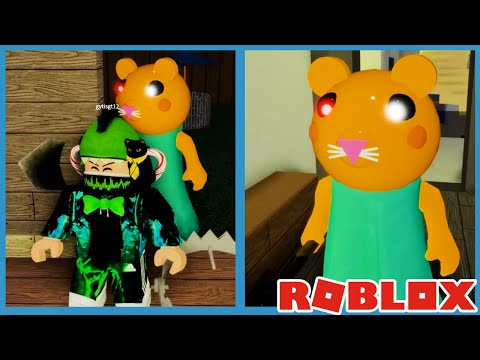 WHAT IF GRANNY WAS A CAT?! - Roblox Piggy