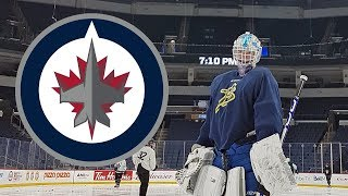 WELCOME TO THE WINNIPEG JETS