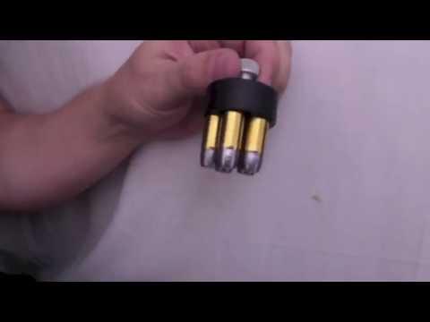 HKS CA-44 Speedloader .44 caliber