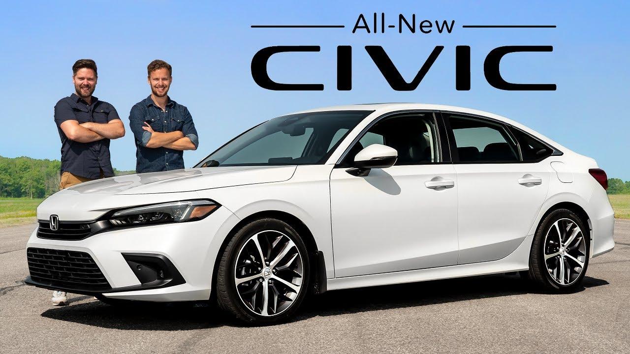 2022 Honda Civic Review // Compact King