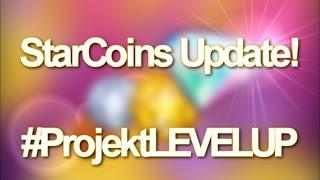ideenflos   StarCoins Update! #ProjektLEVELUP