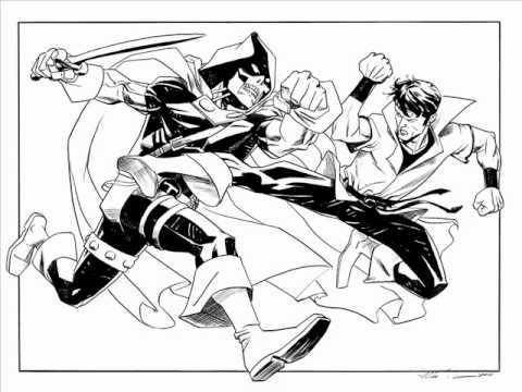 Who Would Win? Taskmaster vs Karate Kid