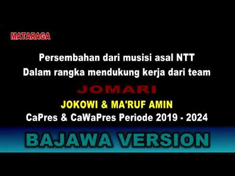 Lagu kampanye Jokowi di NTT