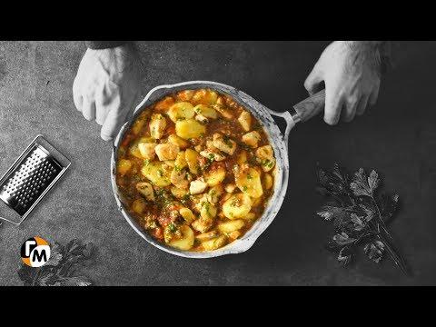 Что приготовить на ужин быстро и вкусно — Голодный Мужчина (ГМ, #241)