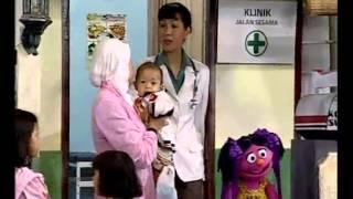 Jalan Sesama | Season 01 - Pita Rambut Putri