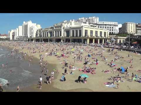 Surfing Biarritz - No comment - dimanche 14 avril 2013 (un air d'été au printemps)
