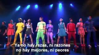 Letra y video de Ser mejor violetta