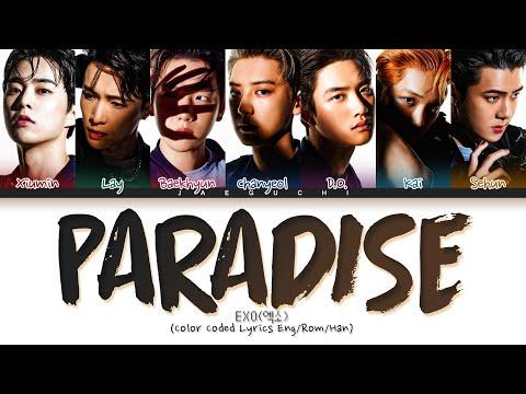 EXO - Paradise mp3 baixar