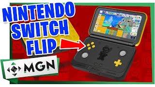¡Nintendo Switch Flip Sale en Junio! 5 Rumores Que Conocemos | MGN
