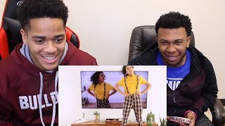 DOING WHAT I LOVE! DANCING WITH LIZA. | Broskie Variety Reaction