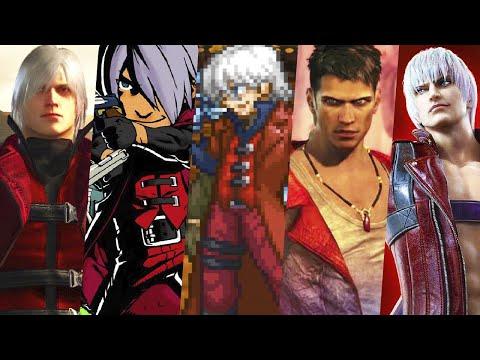 Evolution Of Dante 2001-2020