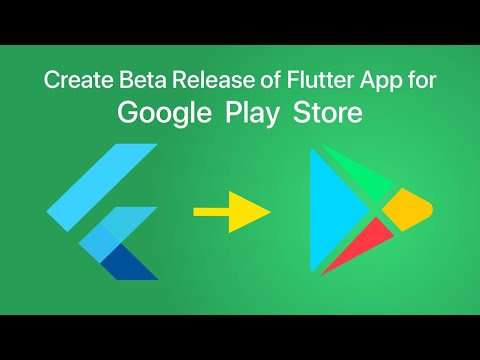 (Ep 60) Launch Flutter App on Google Play Store for Beta Testing