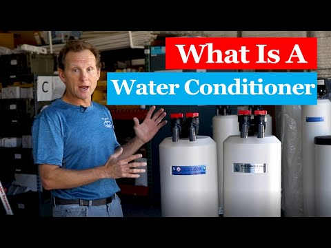 How Does A Water Conditioner Work? | No-Salt Water Conditioning System | Florida Water Analysis