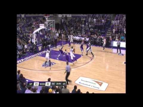 (11.15.11) Washington Huskies vs. Portland Pilots BBall
