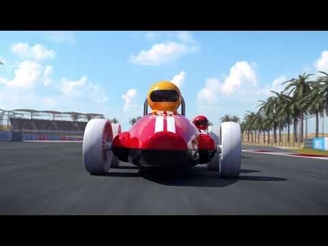 """""""Ready, steady, GO!"""" - (BRIO 30388 R/C Race Car)"""