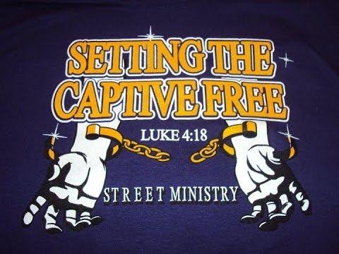 Setting The Captive Free Street Ministry, Fresno, CA, 12/21/2013