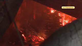 Скончался сотрудник МЧС, пострадавший при пожаре