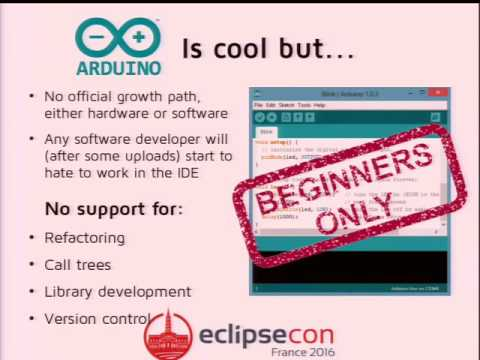 Introduction to the Arduino Eclipse plugin